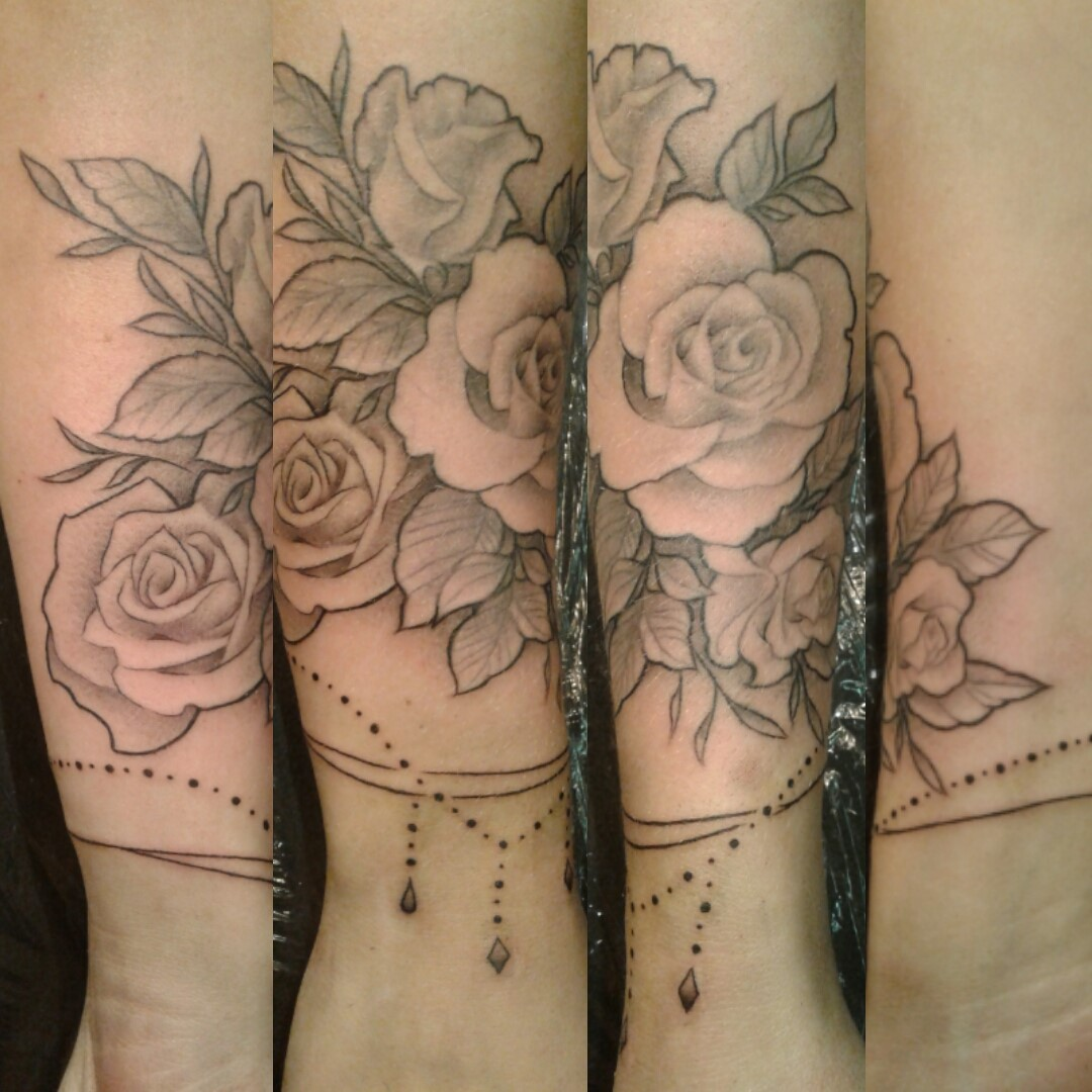 Super Soft Roses — Clay Walker Tattoo